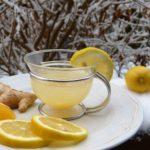 Ingwertee - ein Mittel gegen Erkältung