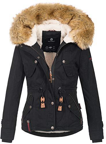 Warme Winterjacke für Damen kaufen